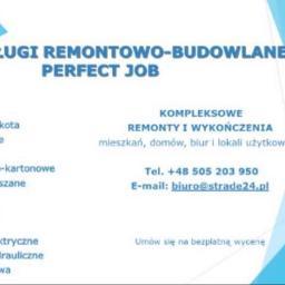 Perfect Job Sp. z o.o. - Remonty Mieszkań Ząbki