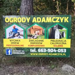 Ogrody Adamczyk - Odśnieżanie dachów Piaseczno