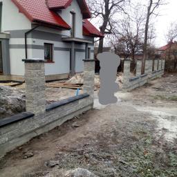 Domy murowane Probołowice 3
