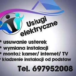 Mateusz Stefanowski - Montaż Systemów Alarmowych Sławno