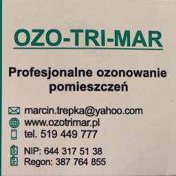 Ozo-Tri-Mar - Dezynsekcja i deratyzacja Sosnowiec