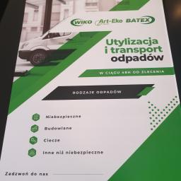 Eko-Bus - Odbiór Gruzu Wrocław