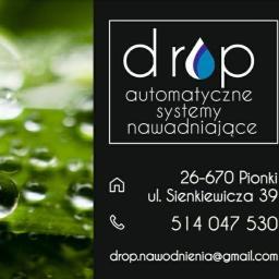 Drop Ogrody - Nawadnianie Ogrodu Radom
