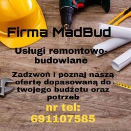 Madbud - Remont łazienki Słupsk