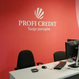 PROFI CREDIT POLSKA S.A. - Kredyt gotówkowy Gliwice