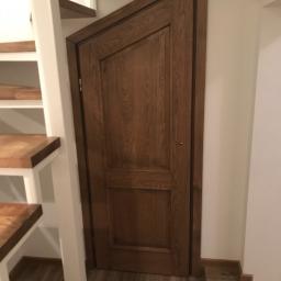 Drzwi skośne na zamówienie