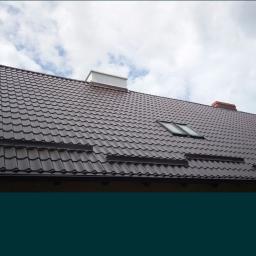 Blachotrapez experti - Mycie dachów Toruń