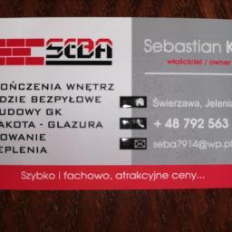 Usługi ogólnobudowlane SEBA Sebastian Kuś - Remont łazienki Jelenia Góra