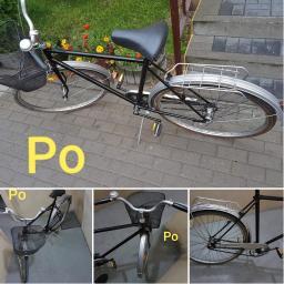 Rower po renowacji. Klient zadowolony bardzo. Jeździ  swoim ukochany  rowerem do dzis który  wygląda  tak jak chciał by wyglądał