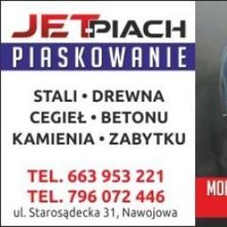JET-Piach - Budowanie Nowy Sącz