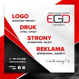 EGD DESIGN - Projekty Graficzne Kalisz