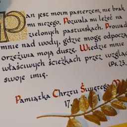 Atelier Sadhana Małgorzata Czapiewska - Zaproszenia Piła