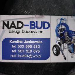 Nad-Bud Usługi Ogólnobudowlane - Malarnia Proszkowa Tczew