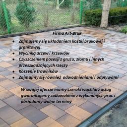 Art-Bruk - Tarasy z Kamienia Ostrów Wielkopolski