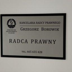 Kancelaria Radcy Prawnego Grzegorz Borowik - Prawo Rodzinne Lublin