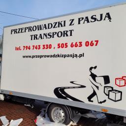 K.M.Service Kacper Michalski - Firma transportowa Dobre