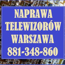 Naprawa Telewizorów Warszawa - Serwis RTV, AGD Warszawa