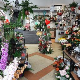 Kwiaciarnia Kwiaty na każdą Okazję - Kosze prezentowe Olkusz
