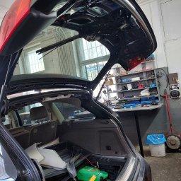 Typowa usterka q7 q5 tylna klapa brak oświetlenia  Usterki i naprawy elektroniki to nasza specialnosc