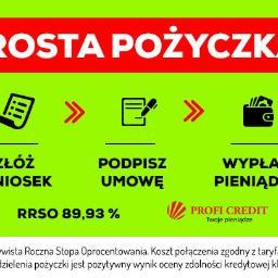 Profi Credit Polska S.A. - Pożyczki bez BIK Lublin