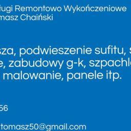 Usługi remontowo wykończeniowe - Ocieplanie poddaszy Poznań