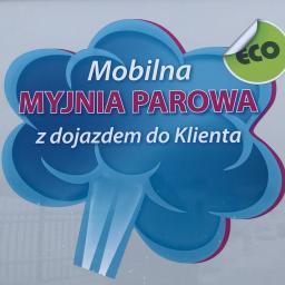 Ekologiczna mobilna myjnia parowa - Pralnia Rakszawa