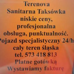Transport sanit. Medyczny 24 h - Masaż Katowice