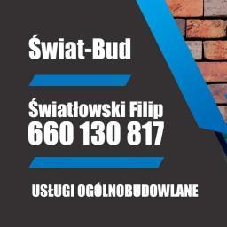Świat-Bud 660-130-817 - Malowanie elewacji Iława
