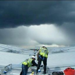 Prace na dachach