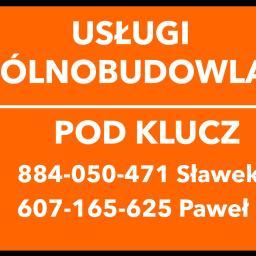 Usługi Ogólnobudowlane pod klucz - Domy Parterowe Oława
