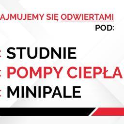 Lubelskie studnie i odwierty Wojciech Ciepliński - Pompy ciepła Lublin