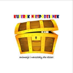 Kuferek Niespodzianek - Animatorzy dla dzieci Lublin