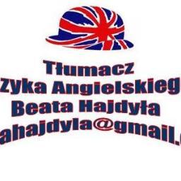 Beatahajdyla@gmail.com - Tłumacze Warszawa