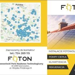 Foton Sosnowiec - Energia Odnawialna Sosnowiec
