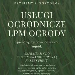 LPMogrody - Projektowanie ogrodów Chorzów