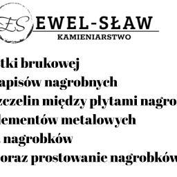 Firma Handlowo-usługowa EWEL-SŁAW Ewelina Stepkowska - Blaty kamienne Olsztyn