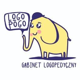LOGO-POGO GABINET LOGOPEDYCZNY AGATA TYMUŁA - Projektowanie logo Mielec