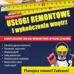 Dawid Drzazga - Firma remontowa Częstochowa