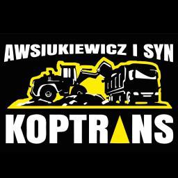 Koptrans Maciej Awsiukiewicz - Firma Brukarska Gorzów Wielkopolski