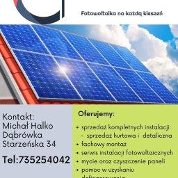 Solus Michał Halko - Firma Fotowoltaiczna Dynów