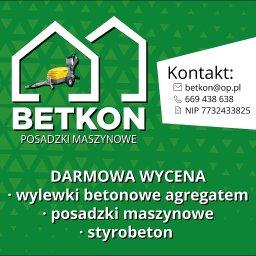 Betkon - Posadzki betonowe Skierniewice
