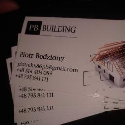 PB Building Piotr Bodziony - Firma remontowa Zakopane