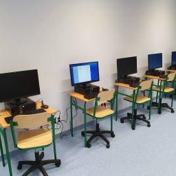 Wykonanie projektu Pracowni Komputerowej w Szkole Podstawowej