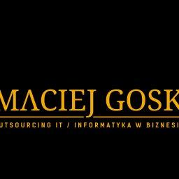 IT-CREW Maciej Gosk - Bazy danych Ząbki