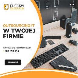 IT-CREW Maciej Gosk - Obsługa Informatyczna Firm Ząbki