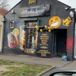 AlkohoLove Patryk Dębski - Tytoniowe Łódź