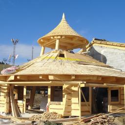 Tatranhaus Jan król - Budowa domów Zakopane