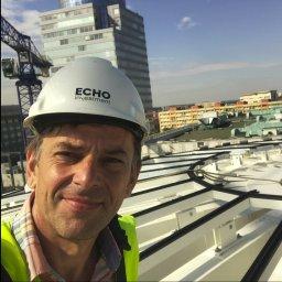 Biuro Projektów i Nadzoru Budowlanego - Projekt Hali Magazynowej Gryfino