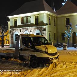 SPEED-TRANS Pomoc Drogowa - Pomoc drogowa Trzebiatów