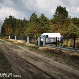 Ogrodzenia panelowe Ostrołęka 4